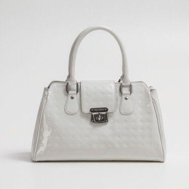 Ice Patent handbag
