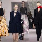 Christian Dior 2013 ilkbahar yaz kreaksiyonu | Hangi Moda Christian Dior Paris Moda Haftası'nda (PFW) sunduğu gala öncesi özel kreaksiyonunda siyah ve beyaz teması üzerine kurulu tasarımlarını sergiledi.    Bol hacimli modellerin yanısıra bedeni saran kıyafetler ve desenli, volanlı kesimler öne çıkan dikkat çekici parçalar oldu.    Gece kıyafetlerinde kullanılan tül ve krepler katlı modeller, verev kesimler göze çarptı. Minimalist  çizgilerin hakim olduğu kreaksiyonda...