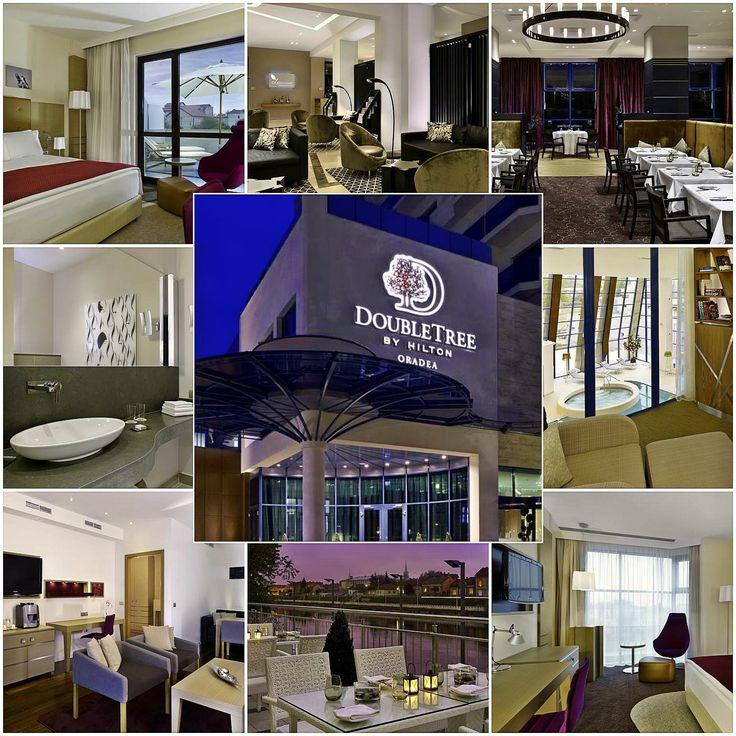 DoubleTree by Hilton Oradea este situat într-o zonă liniştită de pe malul râului Crişul Repede, la o distanţă de 5 minute cu maşina de centrul oraşului. Savuraţi o delicioasă prăjitură DoubleTree în momentul sosirii şi permiteţi personalului să vă conducă în cameră sau în apartament.