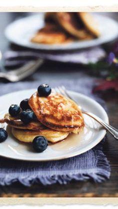 Amerikanske pandekager | Den perfekte opskrift | ISABELLAS