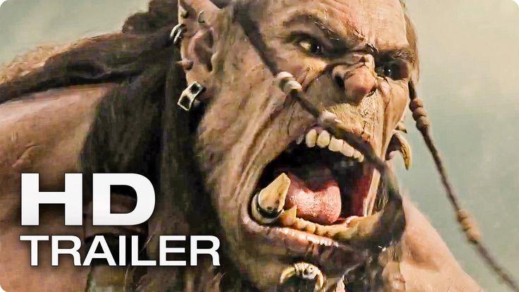 'Warcraft: The Beginning'(2016) - Directed by Duncan Jones. Starring Travis Fimmel, Paula Patton, Ben Foster, Dominic Cooper, Toby Kebbell, Daniel Wu, Ruth Negga and Clancy Brown.