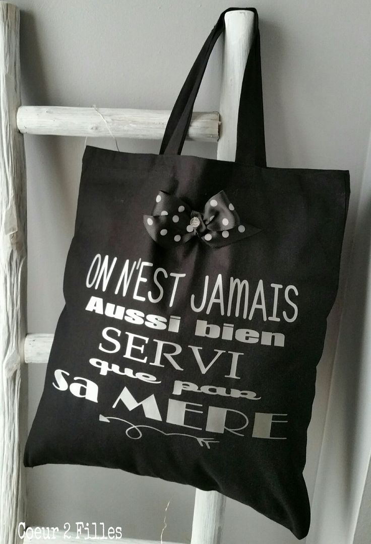 Le tote bag spécial ado ou maman Soda ! : Autres sacs par coeur-2-filles