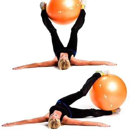 Cvičení na břicho doma - DIETA.CZ