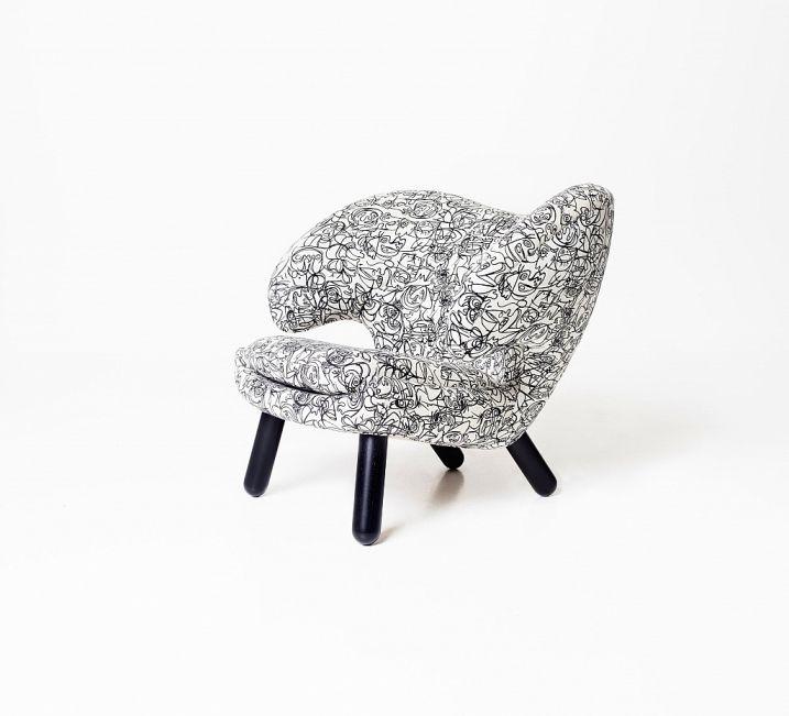 Le fauteuil Pelican du designer Finn Juhl fête son 75ème anniversaire. Découvrez les meilleurs prix pour acheter un fauteuil Pelican au design scandinave.