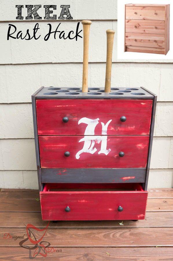 ikea rast hack craftsman paint colors and baseball bats. Black Bedroom Furniture Sets. Home Design Ideas