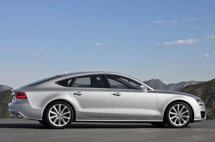 Audi A7...perfect combo of practicality and cool. Now, I just need them to depreciate for a couple-three years...