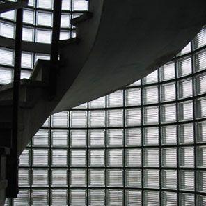Briques de verre, Pavés de verre & Revêtements en verre | Seves glassblock
