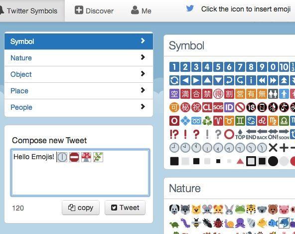 Twitter Symbols Smiley Emoji And Emoticons Twitter Symbol In 2020 Twitter Symbols Symbols Emoji