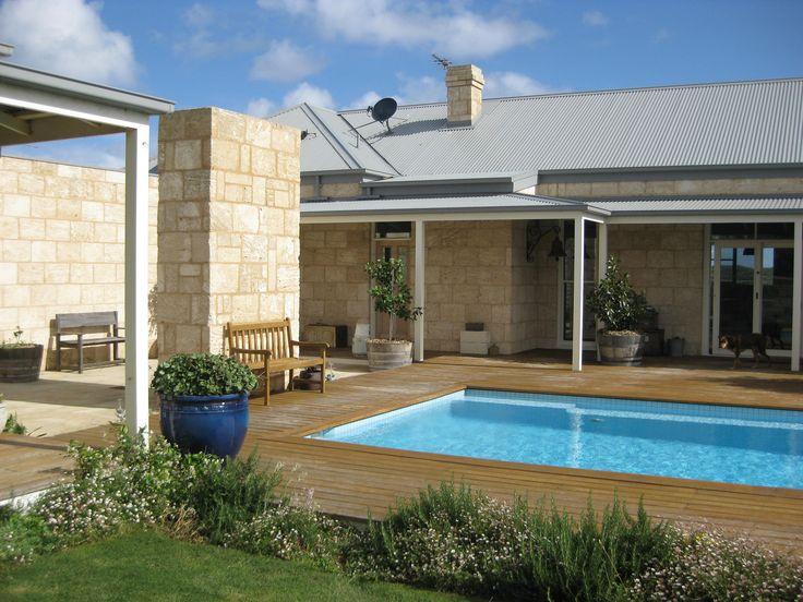 Pt Lonsdale project by Limestone Australia