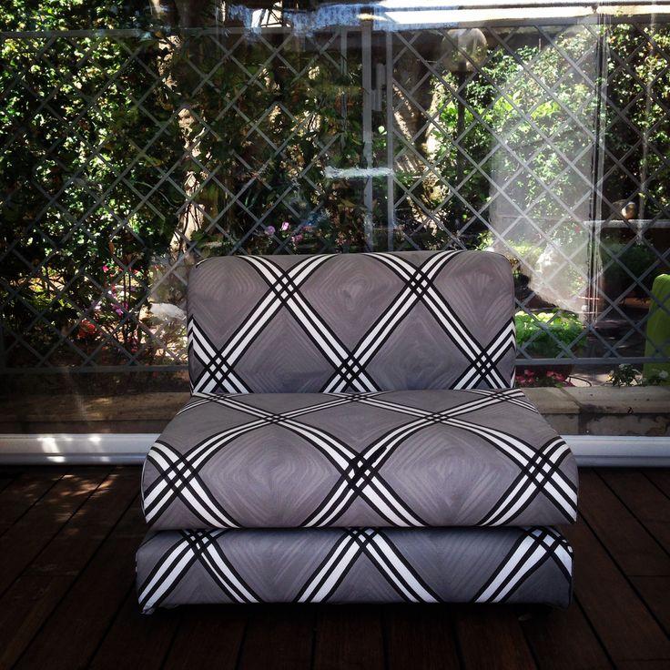 Little Sofa design Tre Color gray