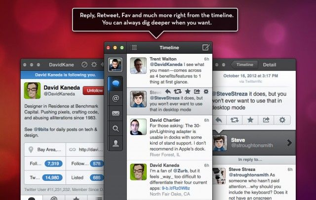 Tweetbot Twitter App Now Available for Mac
