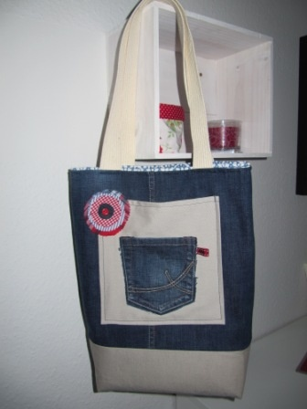 Yesterday I have been an old Jeans .. Now I`m a Shopping Queen