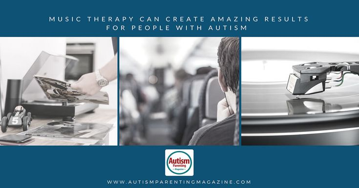 Music Therapy Can Create Amazing Results for People with Autism - Autism Parenting Magazine