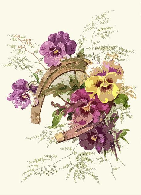 My sister's favorite and I also love pansies.