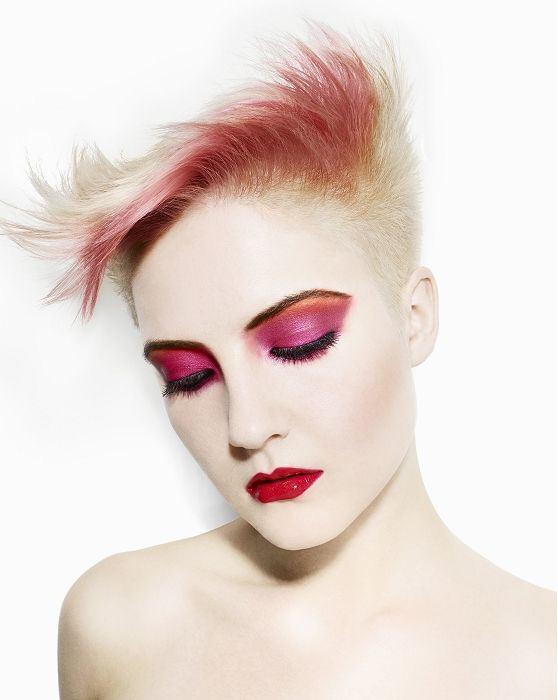 Astonishing Salons Jo Frost And Power Dressing On Pinterest Short Hairstyles Gunalazisus