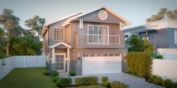 The Enoggera is a spacious and beutiful hampton style two storey design perfect for the growing family . Ideally designed to maximise space, comfort while minimizing the cost while maintaining excellent street appeal.