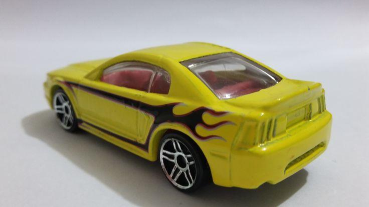 '99 Mustang Hotwheels 2012