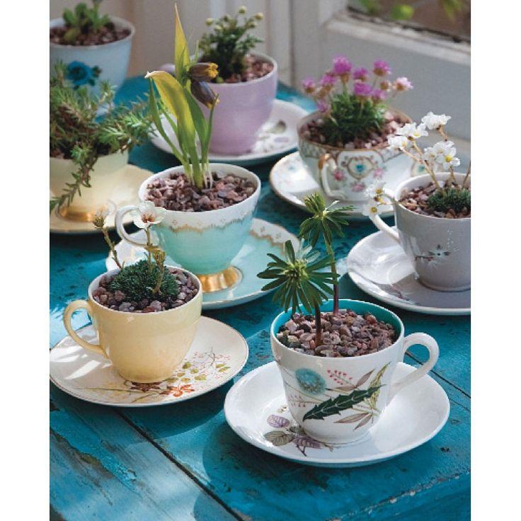 Oltre 25 fantastiche idee su giardini da balcone piccoli - Idee giardini piccoli ...