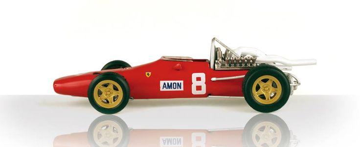 312 F1/67 Amon
