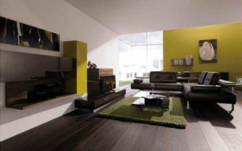 Die besten 17 Bilder zu Living Room auf Pinterest Kamine, Grüner - Wohnzimmer Design Grun