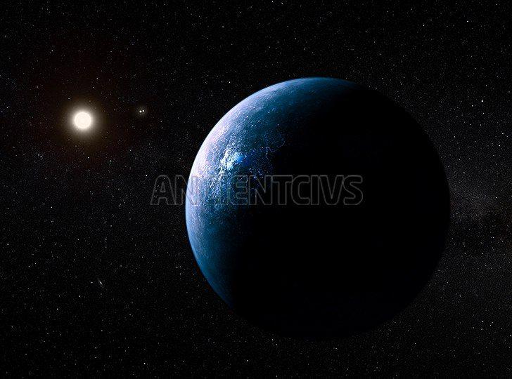 Возможно, на Проксима b есть океан!  Французские планетологи сделали предположение, что на планете Проксима b, являющейся двойником Земли есть огромнейший океан  #космос #Проксима_b #планета #океан #Проксима_Центавра #астрономы #Солнце #обсерватория  http://ancientcivs.ru/proxima