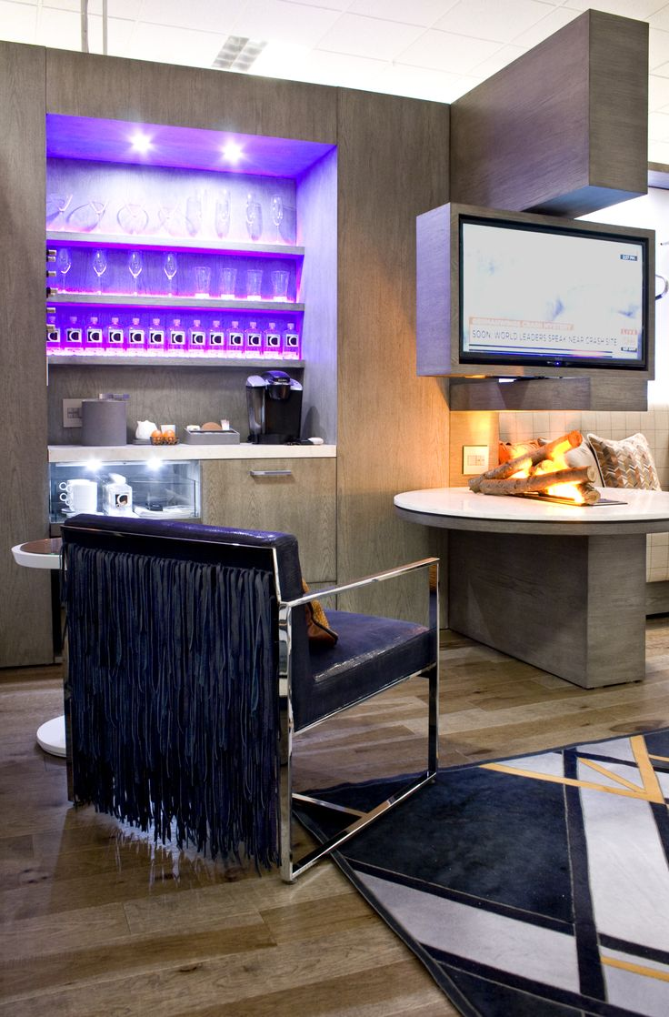 "designONE studio's ""Lux Lodge"" Boutique Guestroom Vignette at the 2015 HI Connect show. Winner of the Most Creative use of Technology.    #HIConnect2015 #HospitalityDesign #InteriorDesign #Boutique #Guestroom https://www.facebook.com/pages/designONE-studio/217253891629338"
