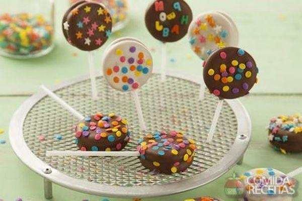 Receita de Pirulito divertido em receitas de doces e sobremesas, veja essa e outras receitas aqui!