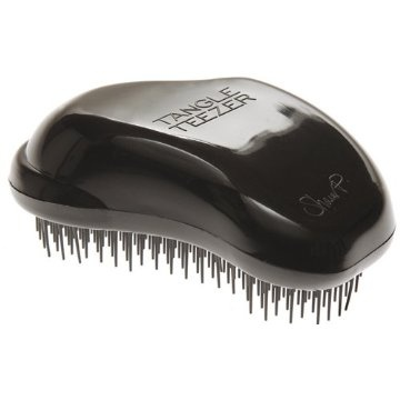 Tangle Teezer Original - got one from Target last week and it's pretty cool! I have very tangled hair and this brush doesn't pull my hair. I'm notching less hair falling out when I brush. I've heard about the caps on the bristles of regular brushes damage the hair by shearing it. Not sure if that's true but this brush does not have that. Kinda cool...