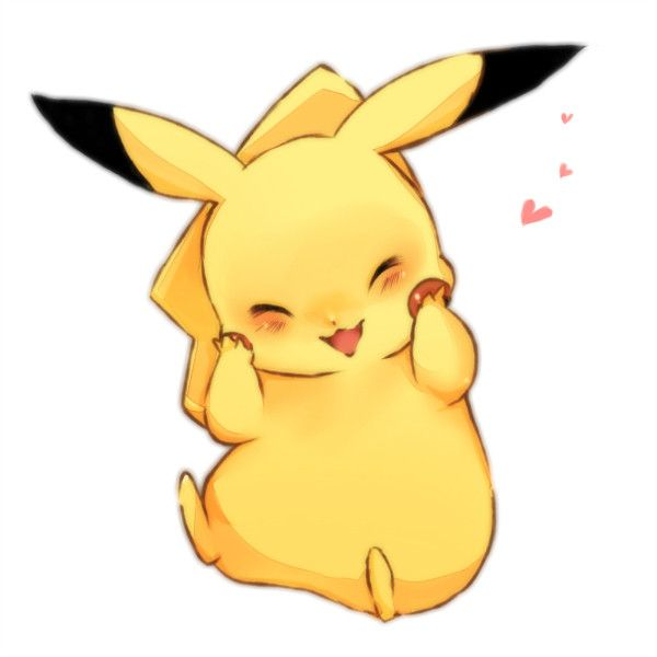 /Pikachu/#648183 - Zerochan ❤ liked on Polyvore