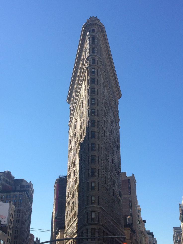 Flat Iron Building New York City © Sarah Murphy
