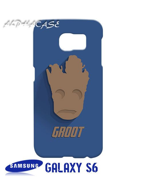 Groot Superhero Samsung Galaxy S6 Case
