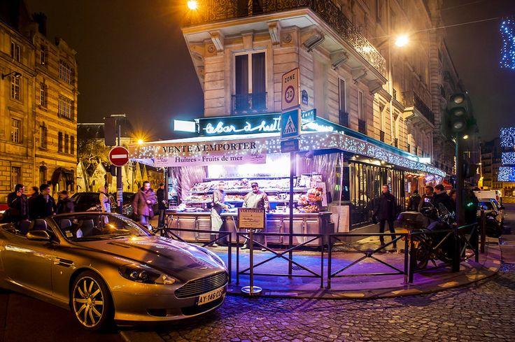 Рестораны Парижа - дорогие рестораны, средние заведения, бюджетные места Парижа, стрит и фаст-фуд