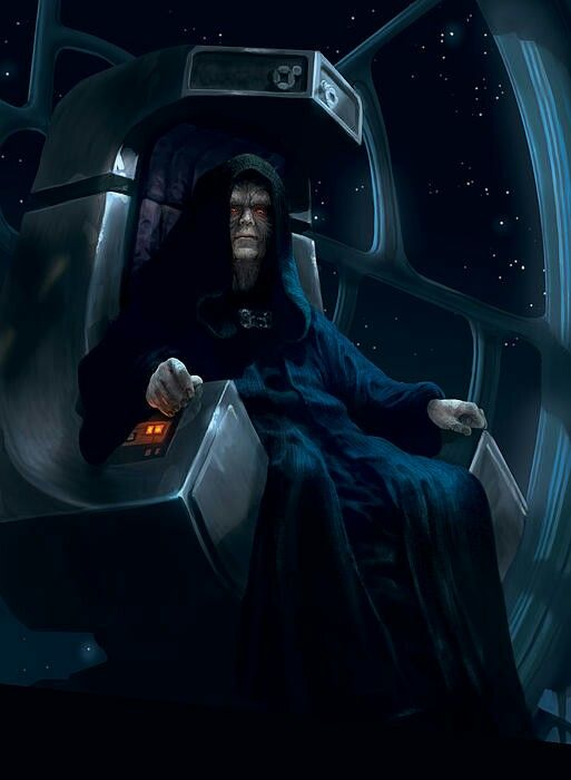 Emperor Palpatine | Star wars | Pinterest | The o'jays ...