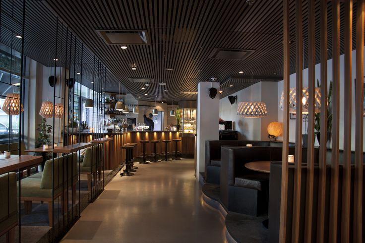 Imperiet Bar first floor, Södermalm Stockholm