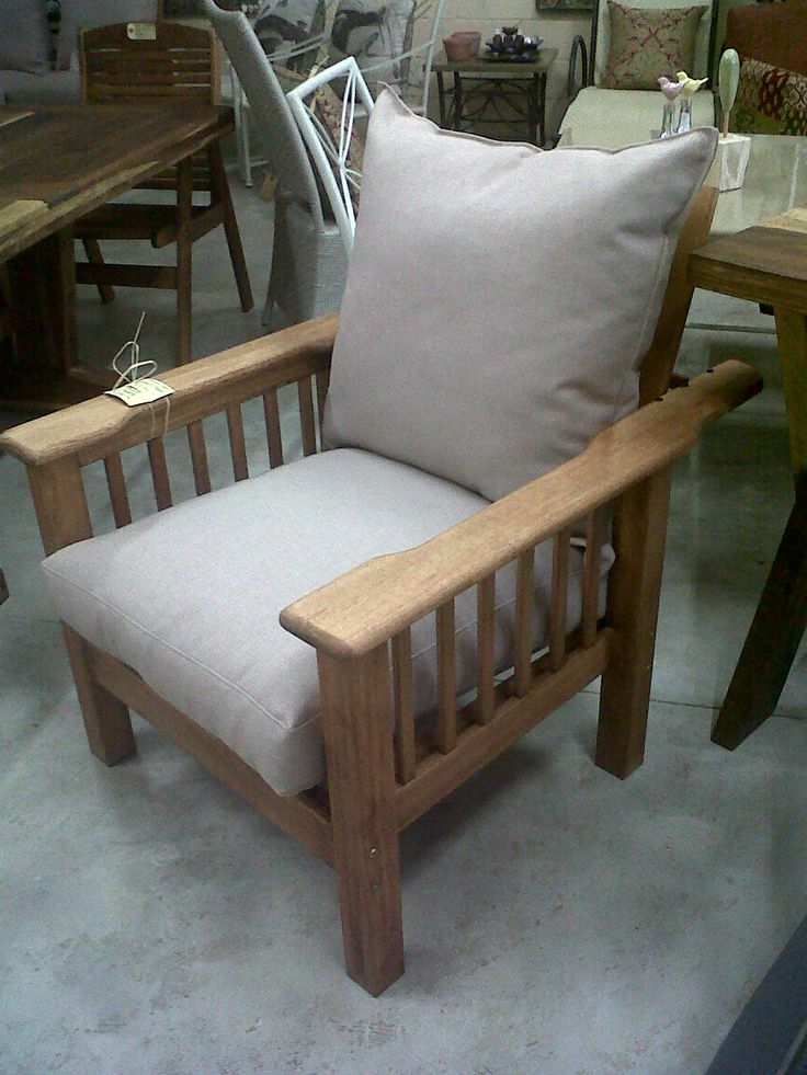 Our Morris chairs will provide you with great comfort and style...