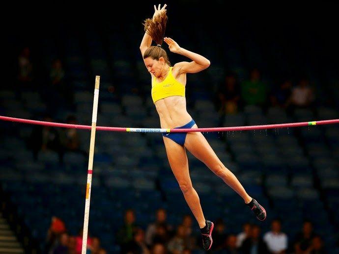 Blog Esportivo do Suiço: Fabiana Murer fatura ouro na etapa de Glasgow da Liga Diamante