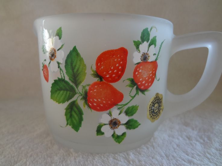194 Best Images About Antique Strawberry Items On