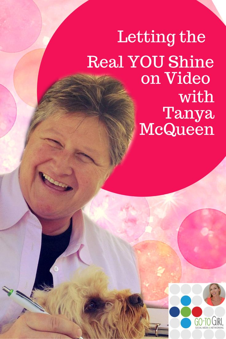 I'm super excited to be chatting today with the hilarious and heart-centred Tanya McQueen.  We are talking about videos, and how to let the real you shine when you're recording a video for your business.   Click the podcast player above to listen (or this youtube link to watch) this 25 minute podcast.