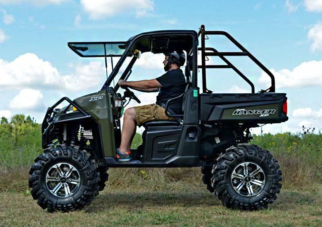 UTV Headquarters - Polaris Ranger Sport Roll Bar