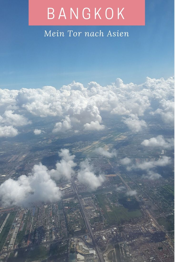 """Bangkok sollte also mein """"Tor nach Asien"""" sein. Meine Vorfreude war groß, aber die Aufenthaltszeit umso geringer... http://www.travelcurly.com/bangkok/"""