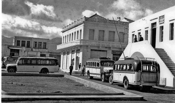 Chania , Crete 1950