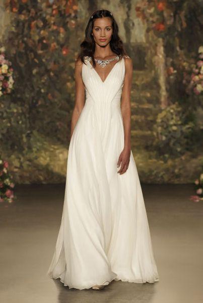 Vestidos de novia Jenny Packham 2016: románticos y soñadores Image: 1