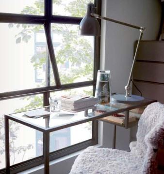 16 best travailler images on pinterest home office desks and home offices. Black Bedroom Furniture Sets. Home Design Ideas
