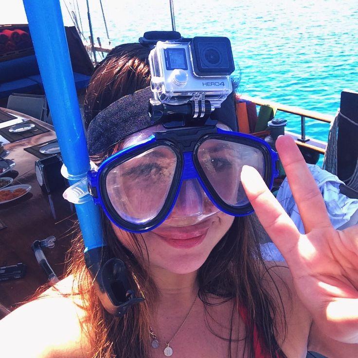 GoPro Hero 4 Argos Ireland Travel Blogger Nadia El Ferdaoussi Yoga Turkey