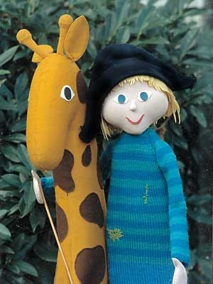 (2011-05) Sørøver Sally (1969) med bl.a. hendes ven, der går og hedder Freeede