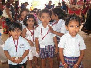 """""""Hello Kids"""" at ISKCON Pune"""