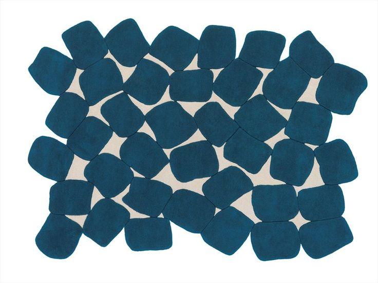 Wool rug SWEETS by NOW CARPETS   design Francesc Rifé