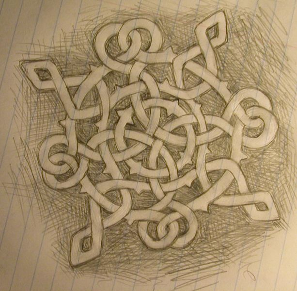 celtic knot thing by ~wilmuck on deviantART