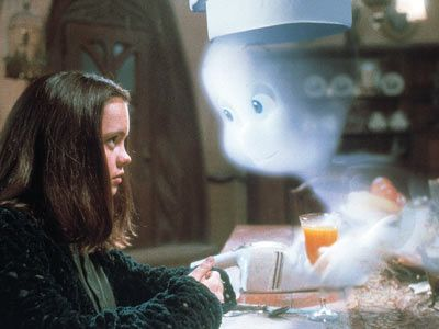 """Casper -- """"Can I keep you?"""" is still my favorite line ever."""
