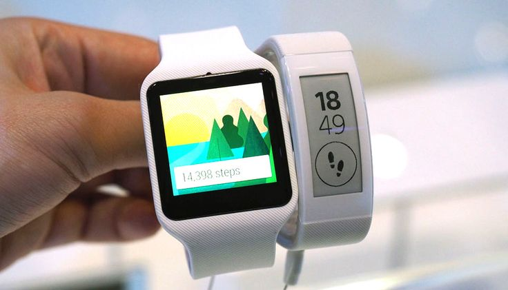 Sony's SmartWatch 3 introduces a sporty look to the smartwatch foray. | #AndroidWear #SmartWatch3 #Sony #wearables #IFA2014
